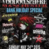 Voodoo Rock Manchester Presents: Voodoosphere at Ruby Lounge   The Mancunian Way   Scoop.it