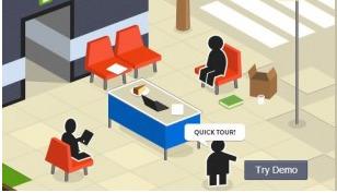 Hiburo, buena herramienta para administrar equipos pequeños o medianos | Formación para el trabajo | Scoop.it