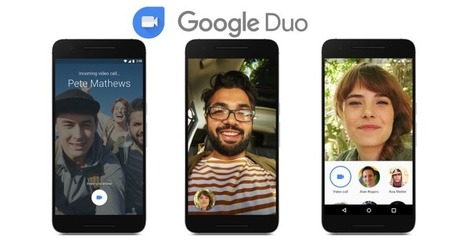 Google launches Duo video-calling app, a dull cross-OS FaceTime rival | mobile & embedded engineering | Scoop.it