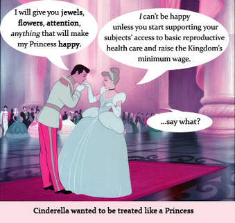 the Disney Princess identity | Who is the Fairest one of All: Passivity in the role of women from Disney Movies | Scoop.it