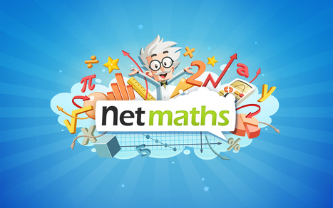Netmaths - Ton cahier d'activités réinventé! | Les Maths, c'est pas plate ! | Scoop.it