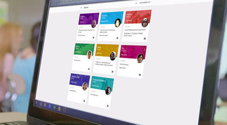 Google Classroom helps teachers easily organize assignments ... | History and Social Studies in the Classroom | Scoop.it