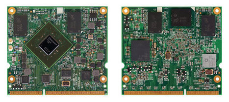 Compulab Introduces $75 CM-QS600 Computer-on-Module Powered by Qualcomm Snapdragon 600 SoC | Embedded Systems News | Scoop.it