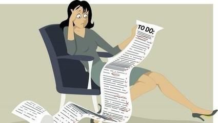 Vie privée / vie professionnelle : les multiples vies des femmes – Entreprendre.fr   Mixité et Diversité   Scoop.it