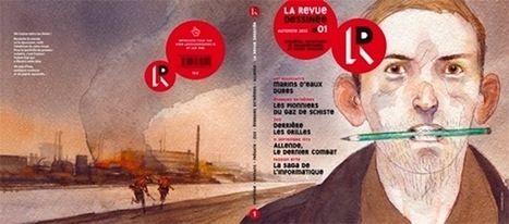 Gian-Paolo Accardo. Una rivista di graphic journalism - Internazionale | Web & Graphic Design | Scoop.it