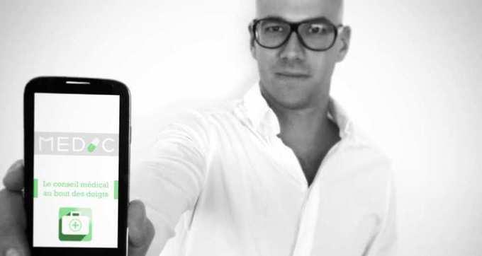 Medic, le conseil médical personnalisé sur smartphone