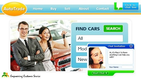 Click to Chat tool Benefits for Automotive Businesses   Live Chat Blog   Live Chat for Business   Scoop.it