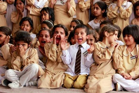 Perfect #GYSD Moment, Peshawar, Pakistan. | iEARN in Action | Scoop.it