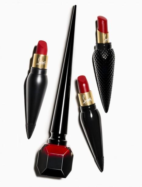 Les rouges à lèvres Louboutin sont arrivés | Branding - S.Ducroux | Scoop.it