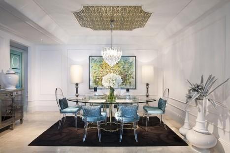 Delicious Dining Areas « Design Shuffle Blog   Designing Interiors   Scoop.it