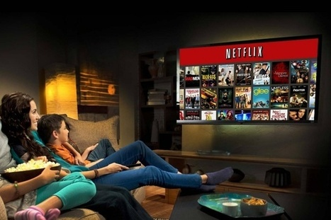 Netflix CEO says broadcast TV will be dead in 16 years | digital mentalist  and cool innovations | Scoop.it