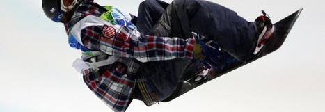 Shaun White | Juegos Olímpicos en Sochi | Scoop.it