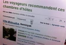 Tendance. L'incroyable influence des avis en ligne sur les voyageurs | Tourisme France | Scoop.it