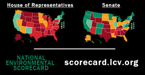 Check out the 2013 National Environmental Scorecard | DidYouCheckFirst | Scoop.it