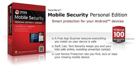 Mobile Security Personal Ed. - Android Apps on Google Play | Technology Advances | Scoop.it