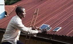 Green jobs boom: meet the frontline of the new solar economy | Renewable Energy Africa | Scoop.it
