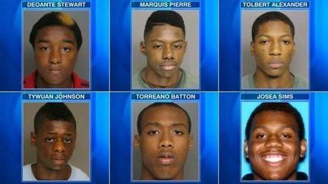 As Ferguson Gets Ready To Burn: Six Black Teens Gang Rape 16-Year-Old   Littlebytesnews Current Events   Scoop.it