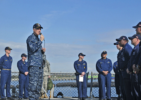 Climate Change is Biggest Threat, Says Top Navy Commander in Pacific | Dagenais News Network | Scoop.it