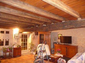 forum quelle couleur pour un plafond avec pou. Black Bedroom Furniture Sets. Home Design Ideas