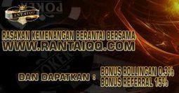 RANTAIQQ.COM AGEN BANDARQ DAN JUDI DOMINO ONLINE TERPERCAYA DI INDONESIA   NusanDotCom   ituDomino.com JUDI DOMINO, AGEN DOMINO, AGEN JUDI DOMINO ONLINE INDONESIA TERPERCAYA   Scoop.it