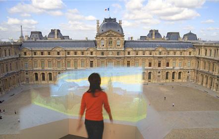 Les nouveaux territoires du Louvre - Présentation et entretien avec Agnès Alfandari, directrice du Service Multimédia du Musée du Louvre   Médiation multimédia   Scoop.it