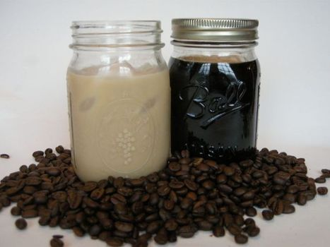 """Today's """"Home Brew""""- Secret to great iced coffee without great expense 