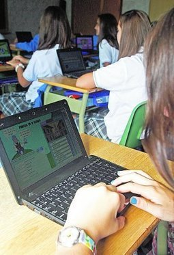 4.000 alumnos de colegios públicos piden cada año pasar a uno ... - Las Provincias | netbooks | Scoop.it