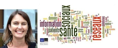Christine Balagué : « Le web et les réseaux sociaux peuvent représenter un vrai progrès pour la santé » | esante.gouv.fr, le portail de l'ASIP Santé | Se soigner avec internet, une nouvelle forme d'autonomie ? | Scoop.it