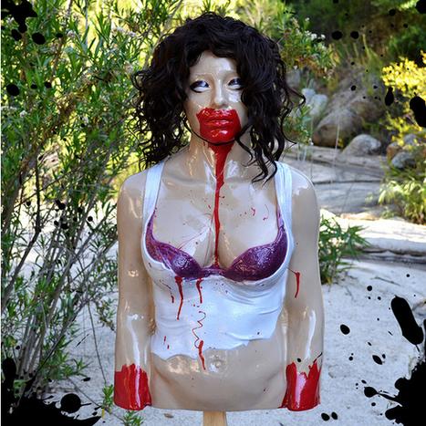 NRA Vendor Sells An Ex-Girlfriend Target That Bleeds When You Shoot It | Upsetment | Scoop.it