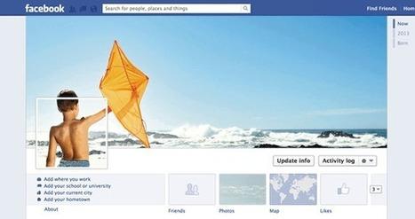 Créez une couverture Facebook originale en 3 clics   rim   Scoop.it