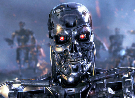 Google's scary powerful Spanner database gets us one step closer toSkynet | Bots and Drones | Scoop.it