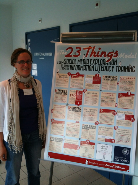 Helene Blowers |: 6 Years of 23 Things | 23 Things in Medical & Health Libraries | Scoop.it