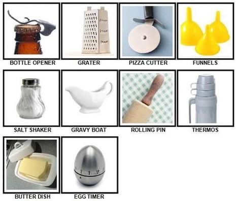 100 Pics Kitchen Utensils Answers - 100 Pics Answers | 100 Pics Quiz Answers | Scoop.it