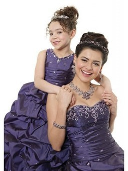 Mori Lee Princesita De Vizcaya 860901 | Beautiful Quinceanera Dresses | Scoop.it