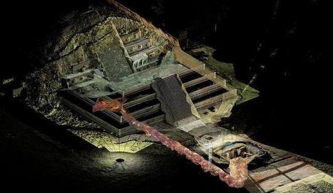 Au Mexique, le site de Teotihuacán révèle un nouveau secret   Le Figaro   Kiosque du monde : Amériques   Scoop.it