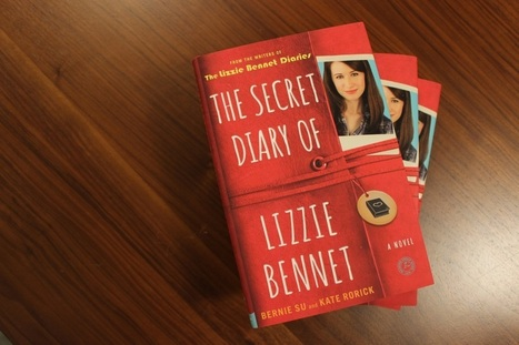 """The Secret Diary of Lizzie Bennet"" available today 