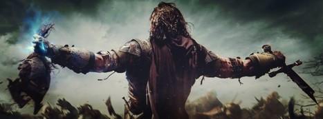 Shadow Of Mordor video game Facebook Cover   GamerCoversForFacebook   Scoop.it