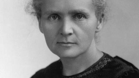 Marie Curie, au-delà du mythe | 16s3d: Bestioles, opinions & pétitions | Scoop.it