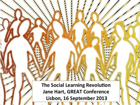 The Social Learning Revolution and 3 ways L&D are re-thinking their activities | Ngoding | Peer2Politics | Scoop.it