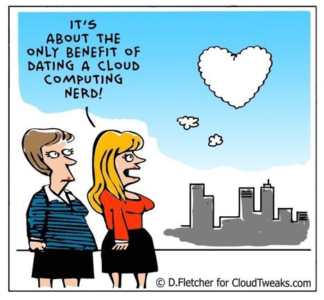 Cloud Infographic - Interesting Big Data Facts » | Big data | Scoop.it