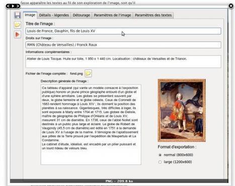 Créer des images animées avec le logiciel Images actives   Emilangues   iconoMix   Scoop.it