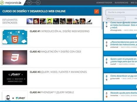 Esta es Platzi, una plataforma de #elearning hispana.   e-learning   Scoop.it