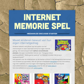 Internet Memorie Spel   Kinderen en interactieve media   Scoop.it