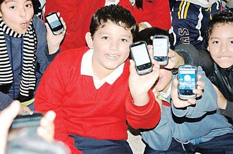 Smartphones son útiles para educar - El Siglo de Torreón | Móviles en lengua | Scoop.it