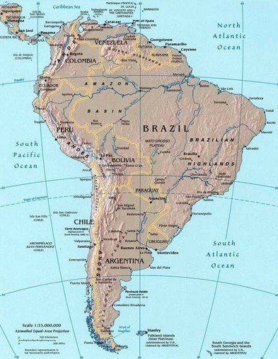 South America | South america | Scoop.it