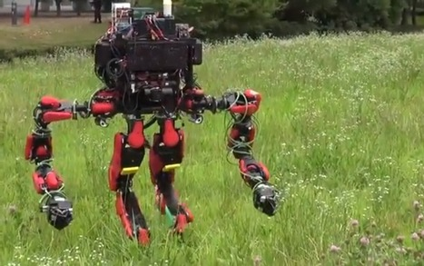 DARPA Contest Lets Robots Compete to Save Humanity from Itself | Remarkable technology | Scoop.it
