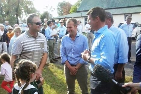 Premier and Planning Minister confident they can 'get the balance right' on Hunter coal | Viticulture | Scoop.it