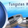 I Love Tungsten Wedding Bands