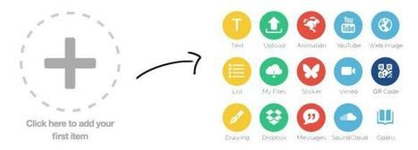 Buncee. Créer des présentations multimédia facilement – Les Outils Tice | Formation & technologies | Scoop.it