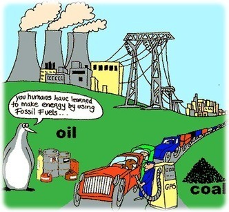Energy Guide for kids   Fossil Fuels for Grades K-8   Scoop.it
